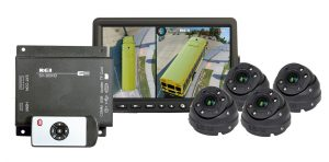 REI 3D 360-degree HD Surround View Camera System