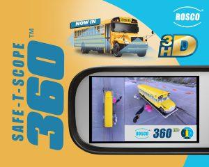 Rosco 360HD camera