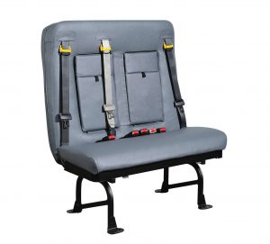 SynTec Seating Solutions S3C family of convertible seats