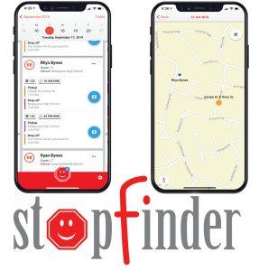 Stopfinder by Transfinder