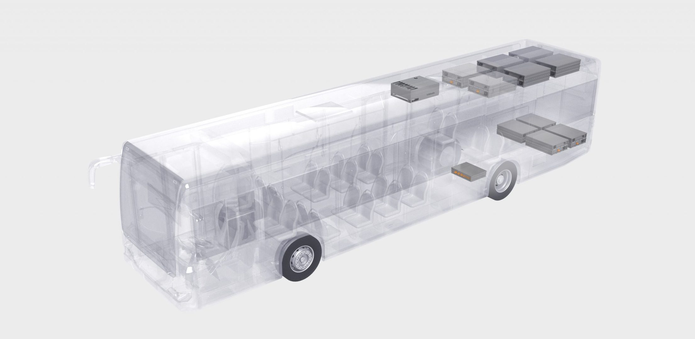 Their compact, energy-dense format makes the battery modules easy for OEM engineers to configure for use on virtually any vehicle platform. Webasto first plans to target the work truck, medium- and heavy-duty truck and bus markets.