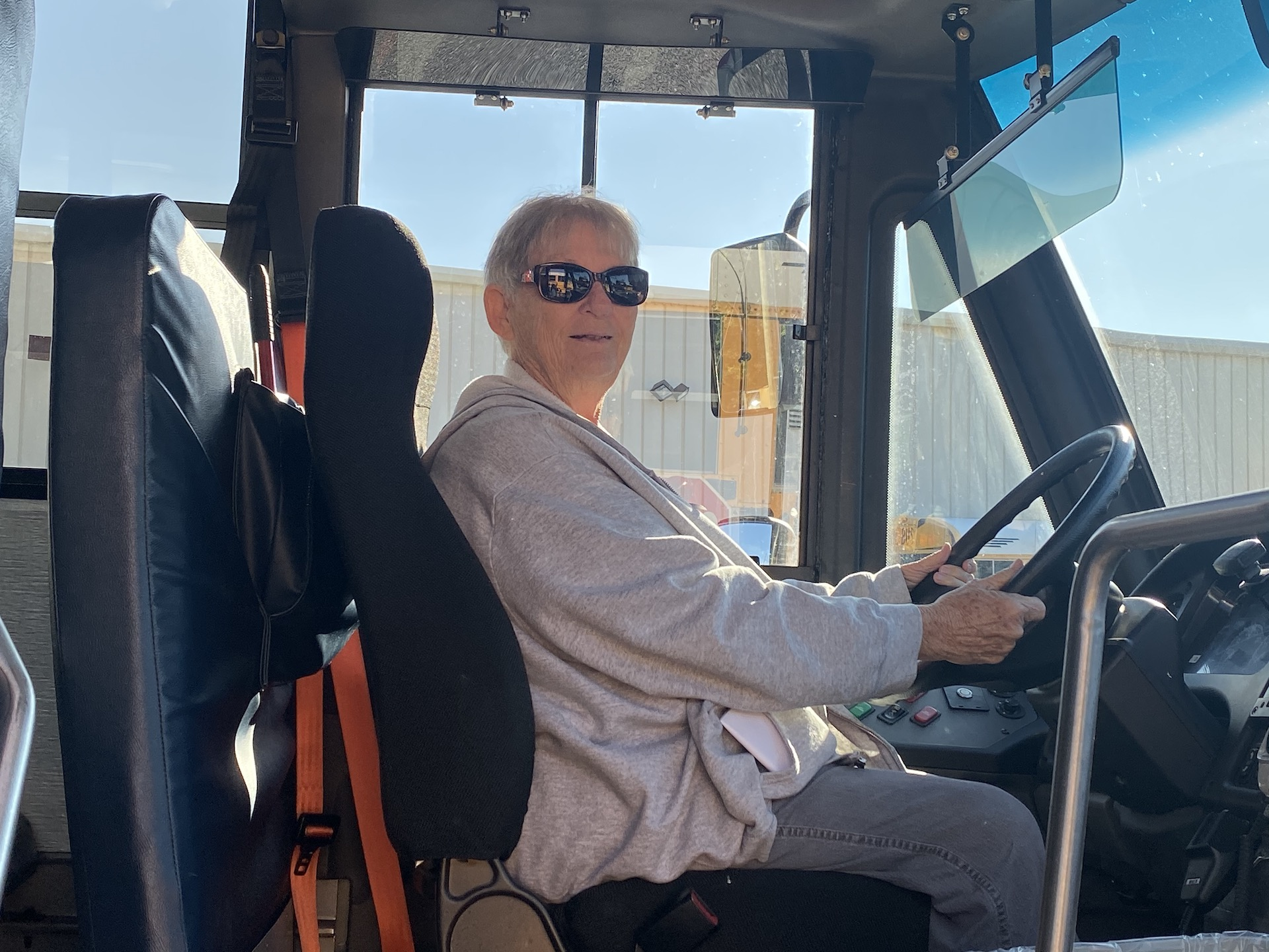 Florida School Bus Driver Retires After 46 Years Behind The Wheel School Transportation News