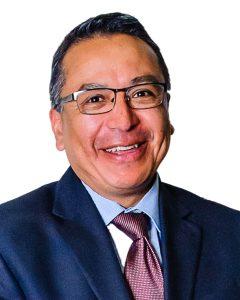 Gustavo Balderas, superintendent of Eugene School District 4J