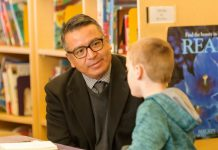 Gustavo Balderas, superintendent of Eugene School District 4J in Oregon, focuses his initiatives on eliminating student barriers. He has been nominated as one of the four finalists for the Superintendent of the Year Award, which is co-sponsored by the AASA, First Student and AIG Retirement Services.