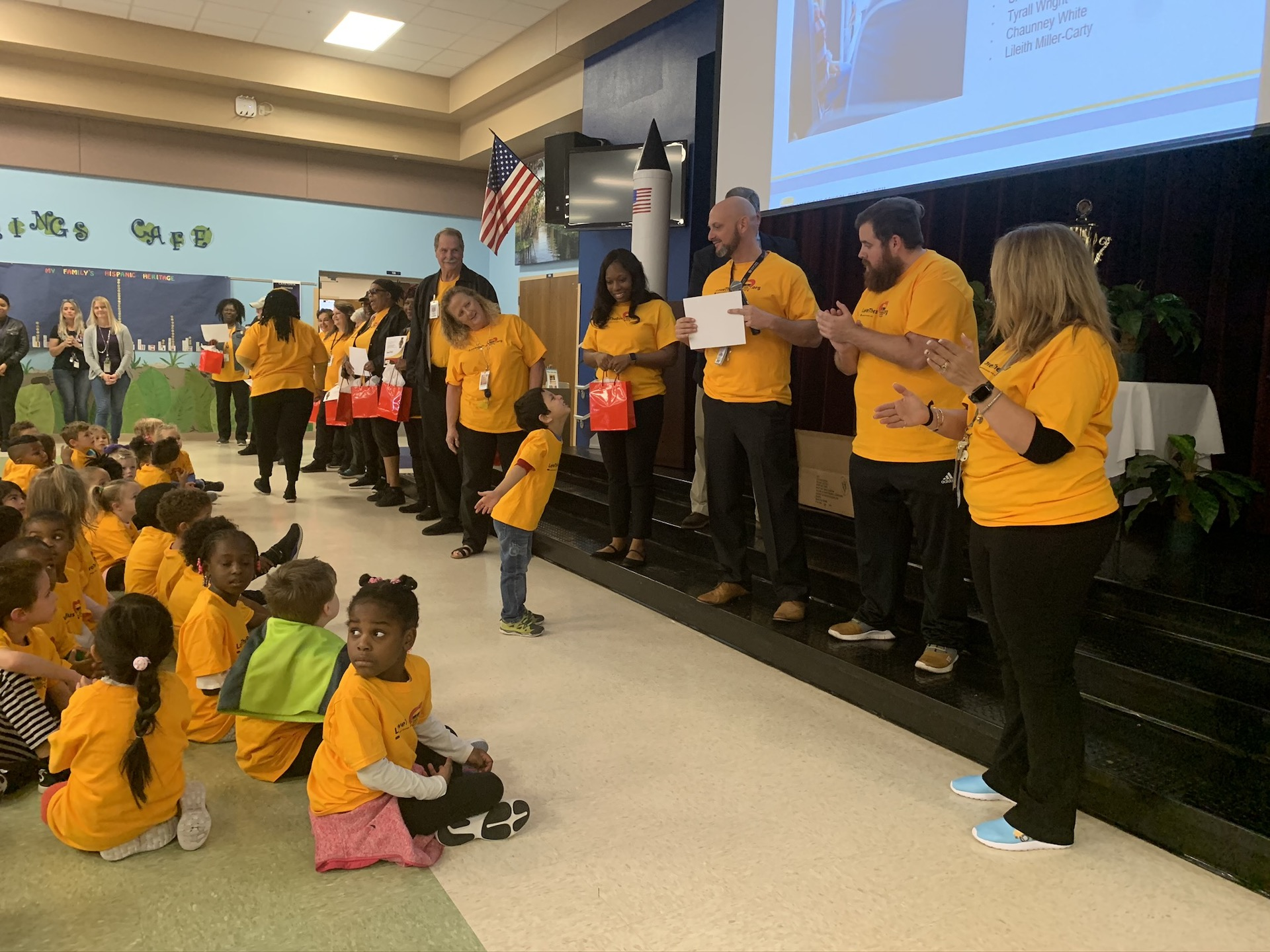 Love The Bus Month Kicks Off In Central Florida School Transportation News