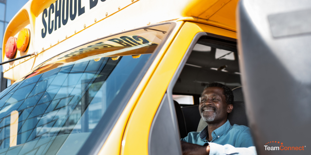 Connected school buses can help improve communications shortcomings by introducing an integrated system of push-to-talk, GPS tracking, and paperless administrative solutions.