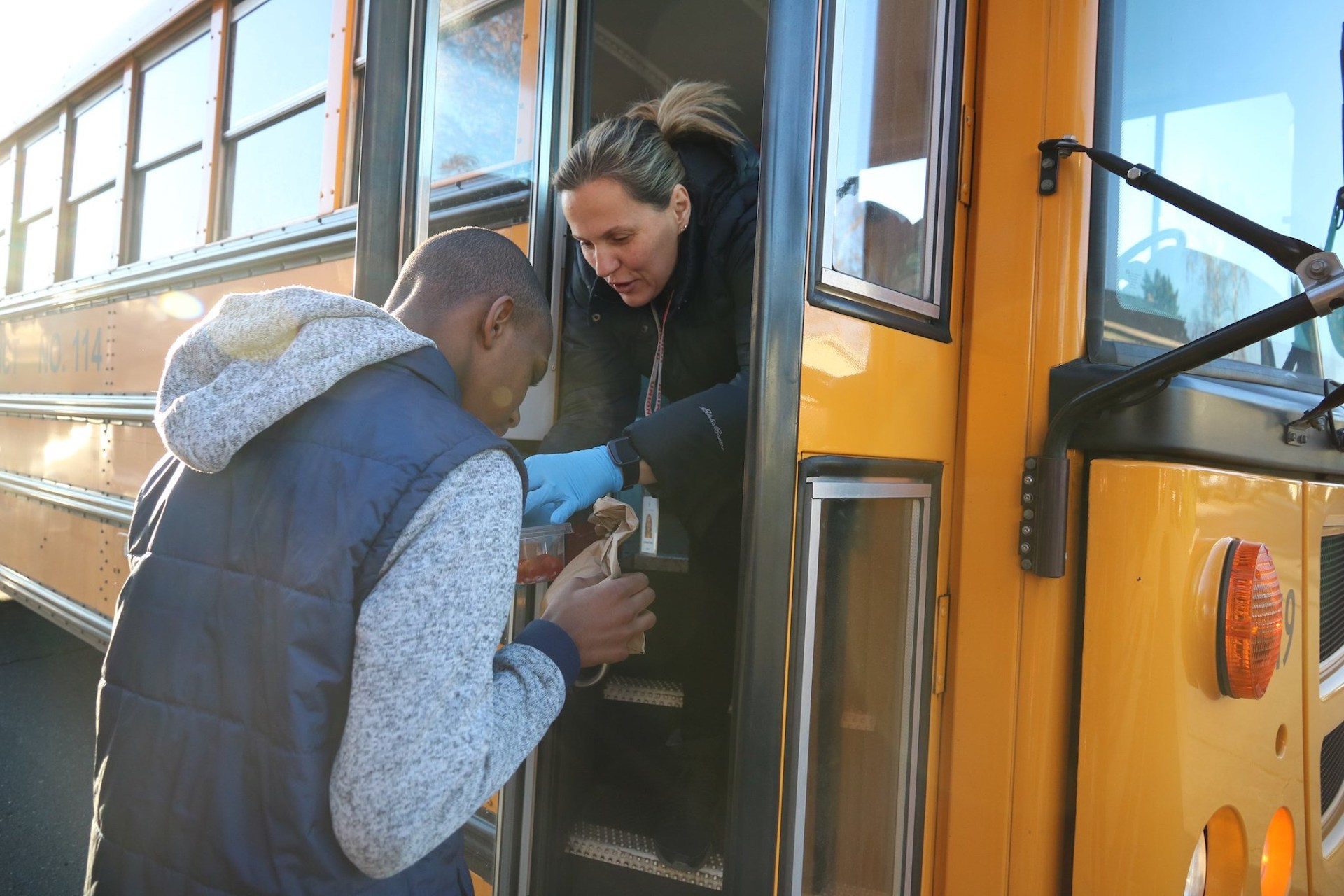 Coronavirus Pandemic Alters Missions Routines For Student Transportation Professionals School Transportation News