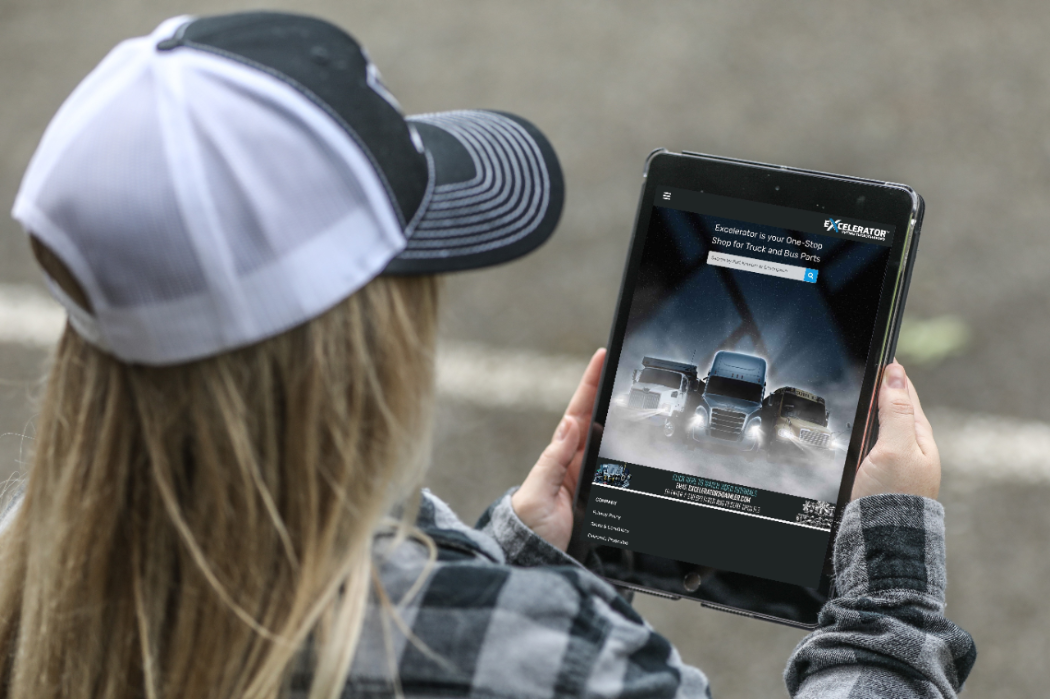 Daimler Trucks North America LLC (DTNA) announced today the launch of Excelerator, its next-generation e-commerce platform to streamline the parts ordering process.