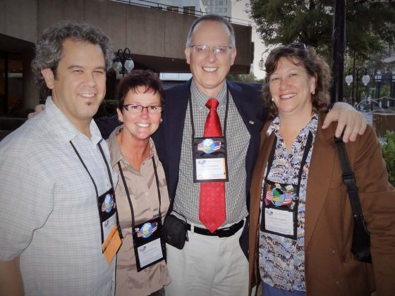 NASDPTS conference in Memphis, Tennessee in 2012.