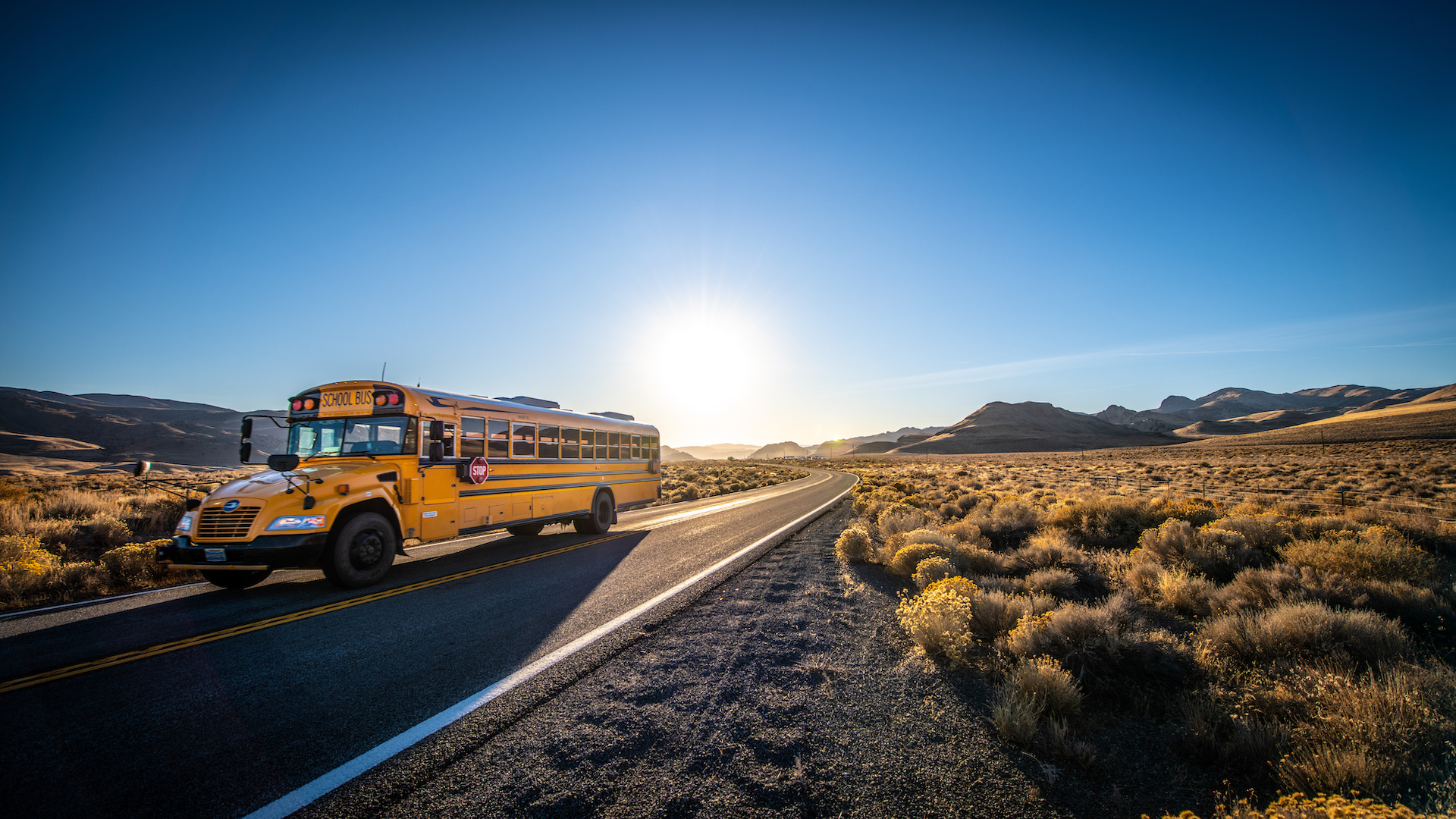 California School Districts Prepare For Effects Of Virtual Learning On Transportation School Transportation News