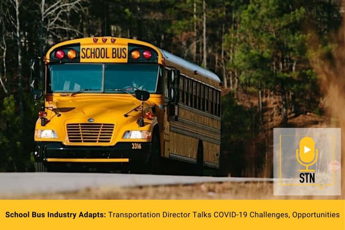 school bus driving - STN podcast 21