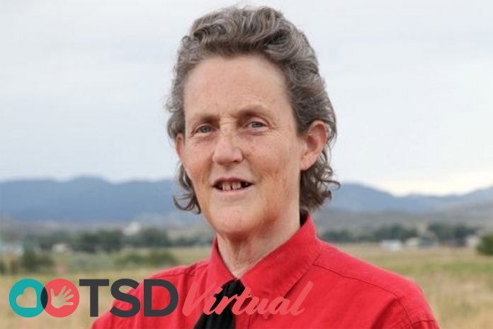 Temple Grandin is scheduled to speak to TSD Virtual attendees on Nov. 9, 2020.