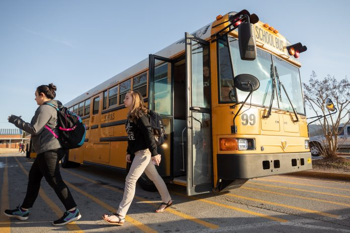 Hamilton County School System stock photos from Ooltewah High, Ooltewah Middle and Wolftever Elementary Schools. Photo by Dan Henry / DanHenryPhotography.com