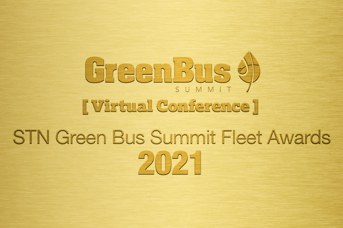 Small and large public and private fleets are eligible to win Green Bus Summit Awards for their adoption of alternative fuel and electricity.