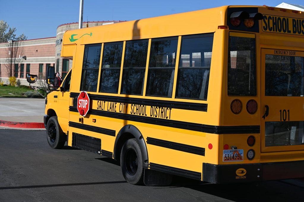 Micro Bird EV in Utah Salt Lake City School District