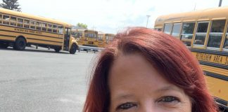 Jenny Robinson, the transportation general manager at Bethlehem Area School District (BASD) in Pennsylvania, speaks of her six years of experience in pupil transportation. Robinson is contracted through the district from TransPar Group of Companies.